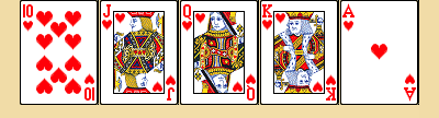 what is the probability that a five-card poker hand has the following no pairs